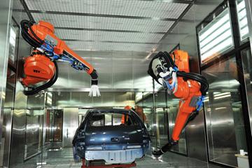 广州涂装废水处理厂家分享汽车喷漆废水处理概述