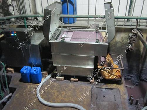 广州涂装废水处理设备吸附种类分析