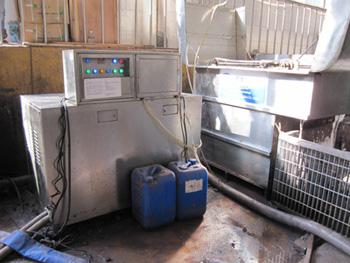 涂装废水处理工艺