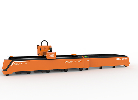 XQL-3015H Switchboard laser cutting machine