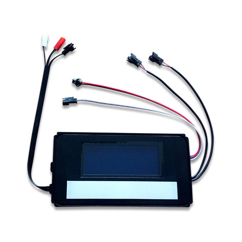 K3015CBF Mirror clock display with anti-fog control Mirror touch switch with anti-fog control