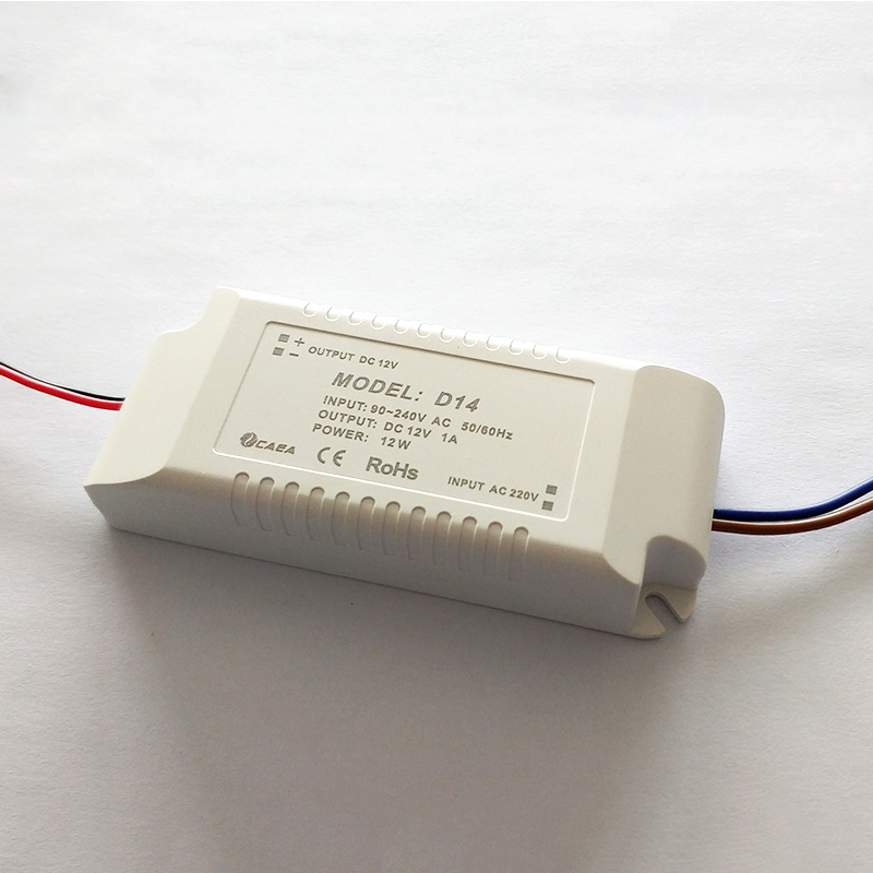D14 DC12V 12W constant voltage drive power supply
