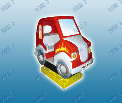 BH639b红色警车(Police Car)