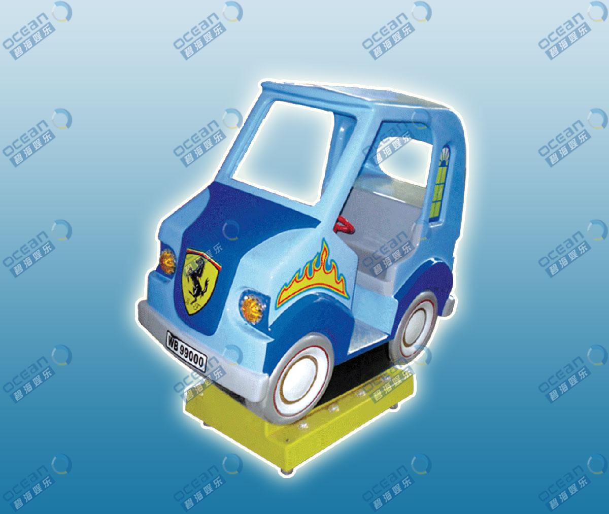 BH639 Police Car