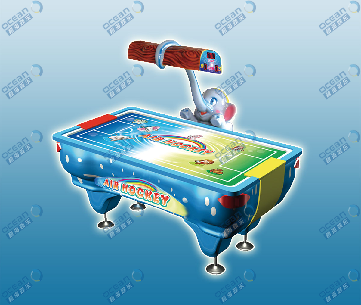 BH075 Air Hockey