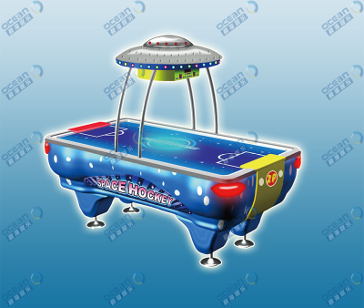 BH076 太空气垫球(Space Hockey)