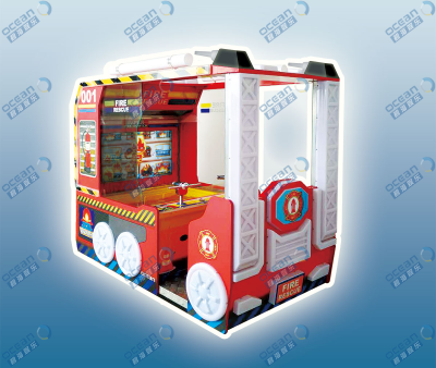 BH247 超级消防车 ( Fire Truck )