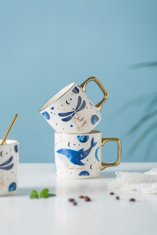 豪金鲸蜓杯