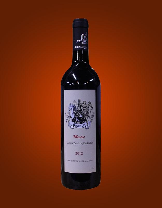 金士利梅洛2012干红葡萄酒