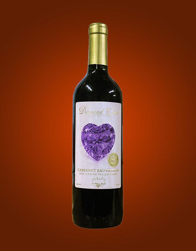 宝石赤霞珠干红葡萄酒