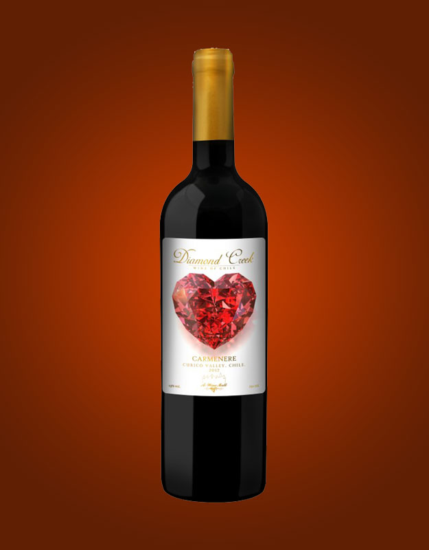 宝石佳美娜干红葡萄酒