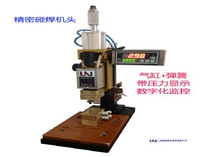 弹簧调节压力精密机头