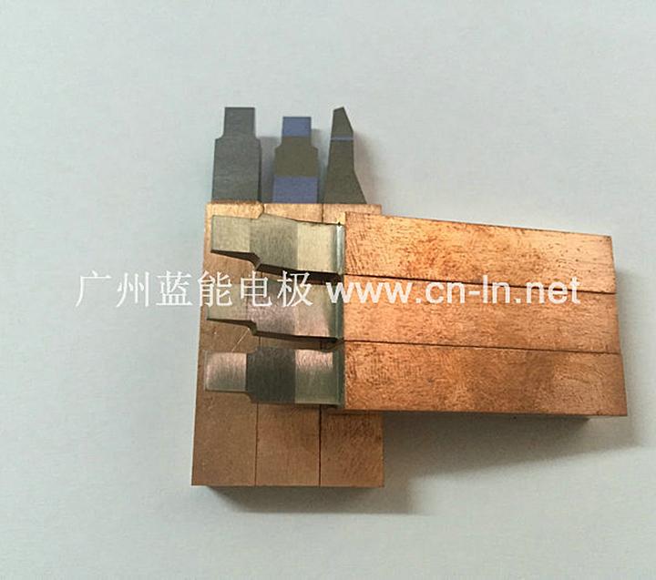 高端铜镶嵌钨焊头