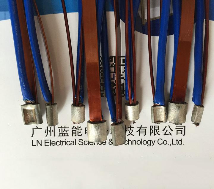 电抗器扁铜线焊接热熔焊接机