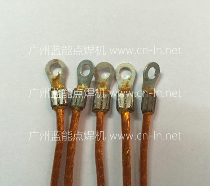 冷压接线端子漆包线焊接热熔机