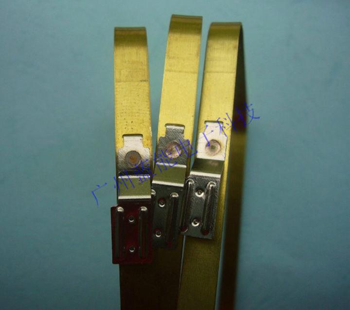 镀镍铜片黄铜片焊接点焊机