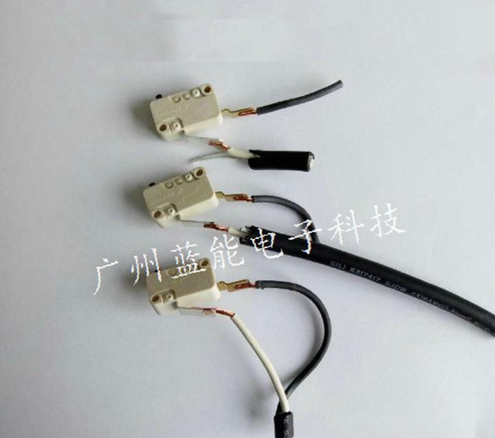 微动开关导线焊接专用点焊机