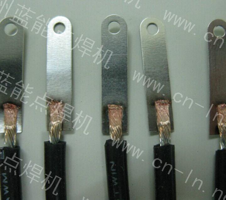 电池导线镍片焊接专用中频点焊机