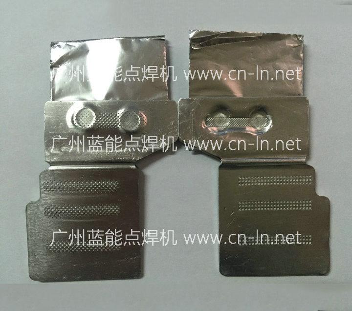 动力电池铝箔焊接专用中频点焊机