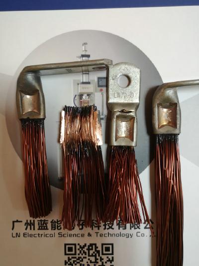新能源电机定子L型端子焊接机