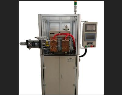 中车电机在用电机引线焊接机