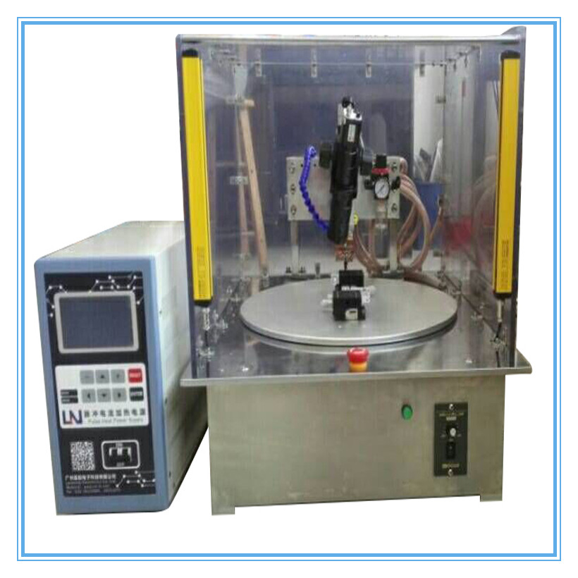 树脂熔接机_塑料热铆接机