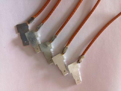 变压器电磁线铜端子焊接机