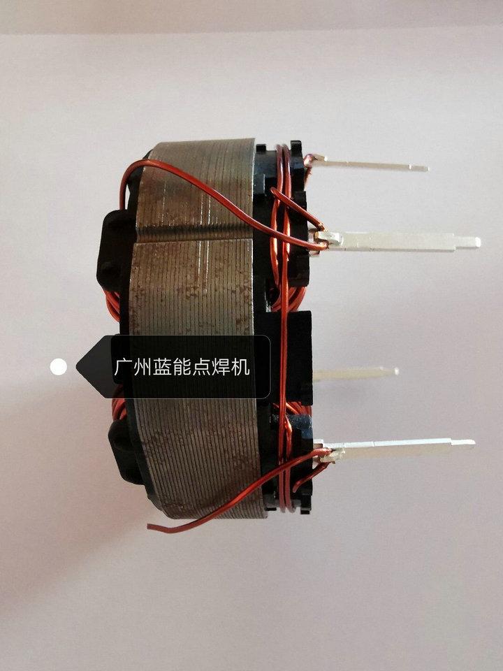 无刷电机定子自动点焊机