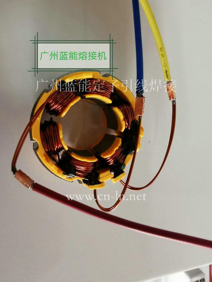 小电机定子引线焊接机
