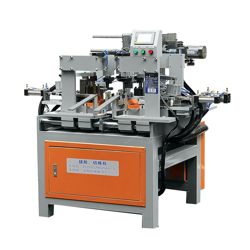 LG-1007 automatic extraction and cutting machine