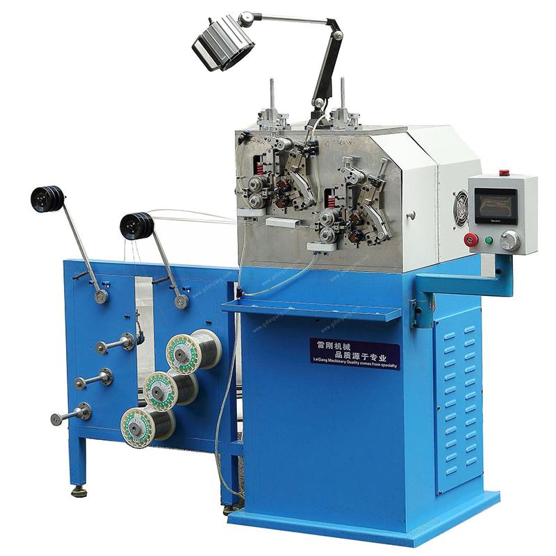 LG-1001 high precision wire winding machine