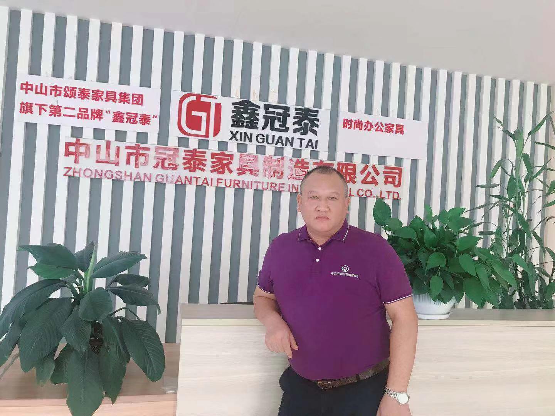 中山市颂泰家具制造有限公司  张云华