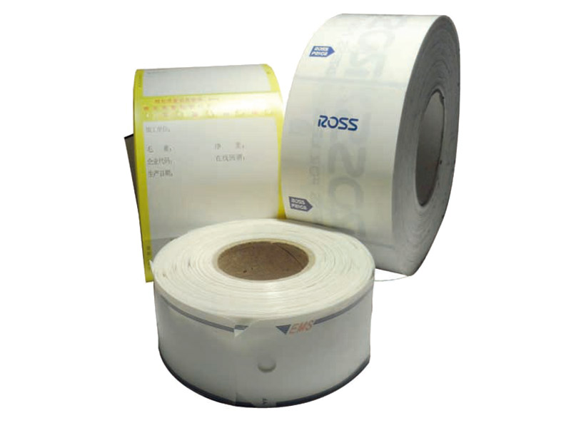 Pe synthetic paper - special PE synthetic paper for post EMS cotton tag label
