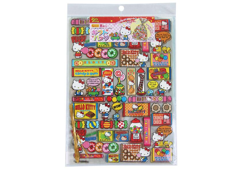 礼品袋系列-OPP礼品包装袋