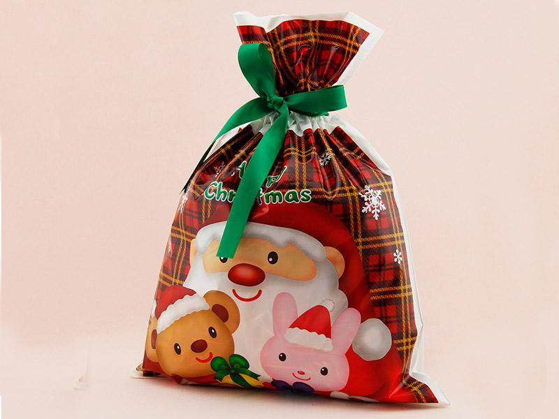 圣诞包装袋系列-圣诞节塑料包装袋,万圣节塑料包装袋