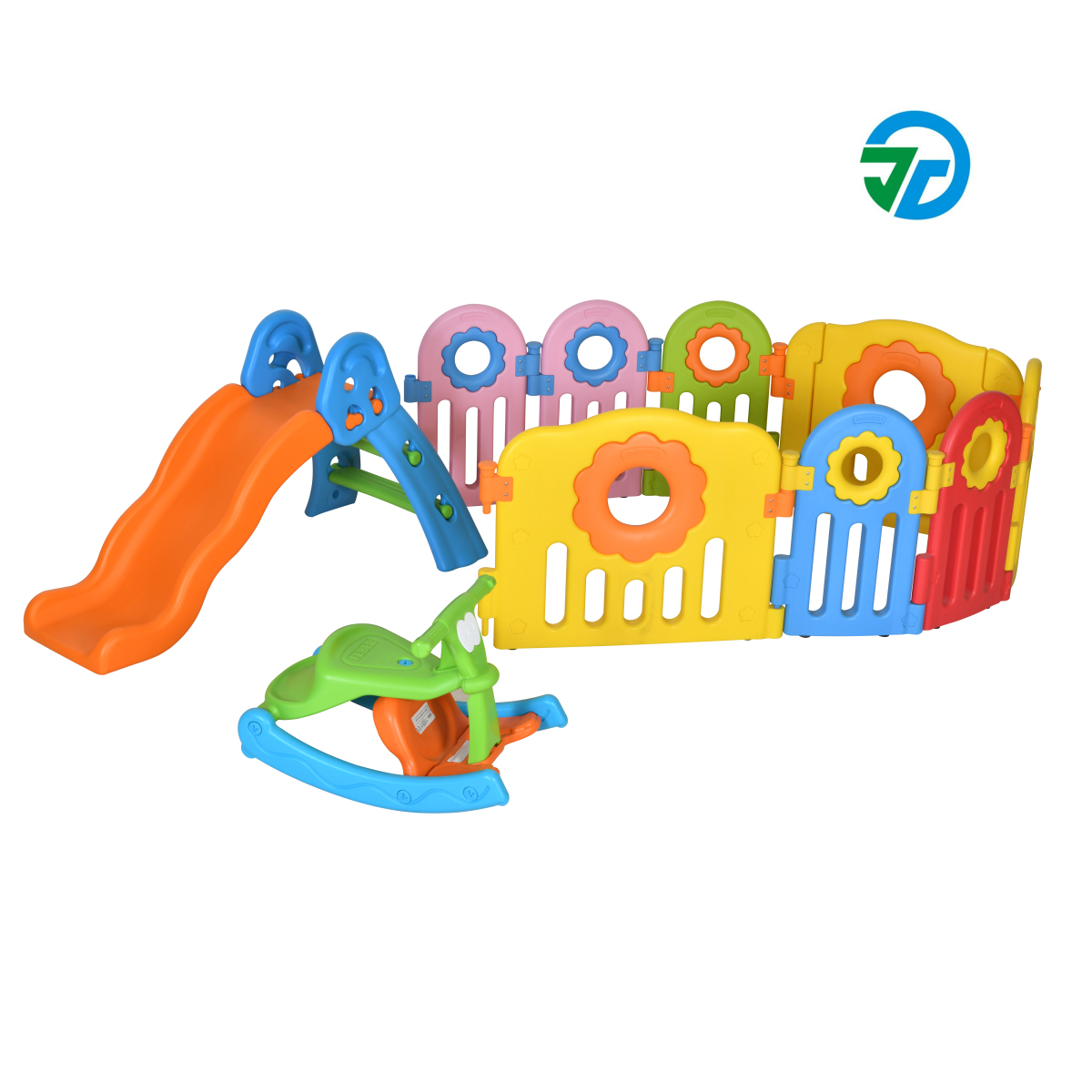 Plastic indoor toy