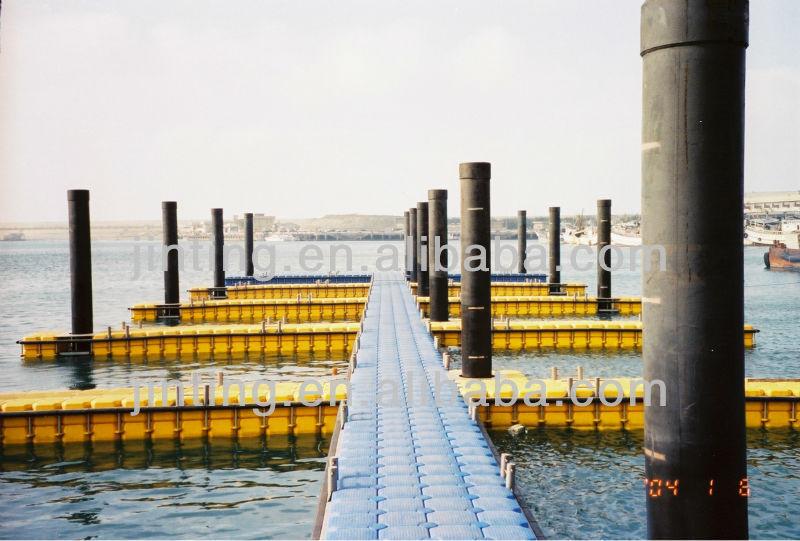 Pontoon-pontoon-boat-hdpe-pontoon-light-fast