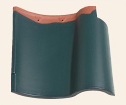 matte glaze green616