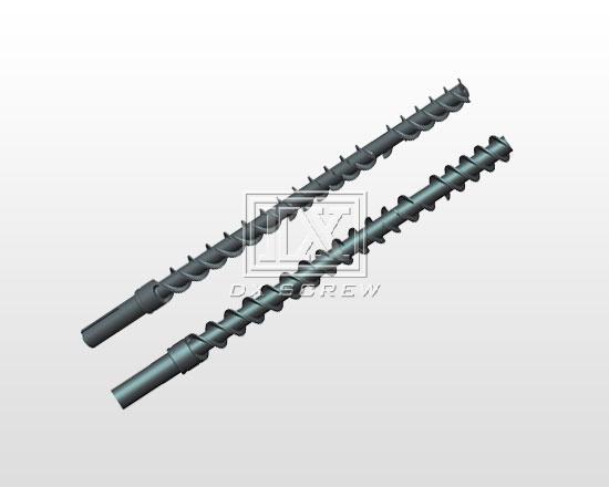 Rubber screw-DX-XJ Rubber screw