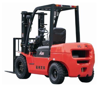 A系列1-3.8吨内燃叉车