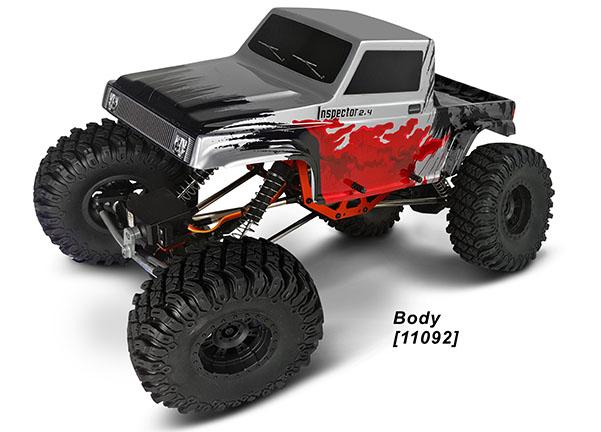 1/10  4WD EP CRAWLER(NO.:EX86011)