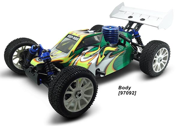1/8   4WD NP BUGGY(NO.:94970)