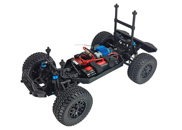 1/10  4WD EP OFF-ROAD TRUCK(NO.:94702/94702PRO)