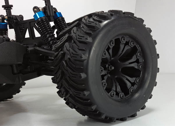 1/10  4WD EP MONSTER TRUCK(NO.:94701/94701PRO)