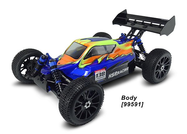 1/8   4WD EP BUGGY(NO.:94995)