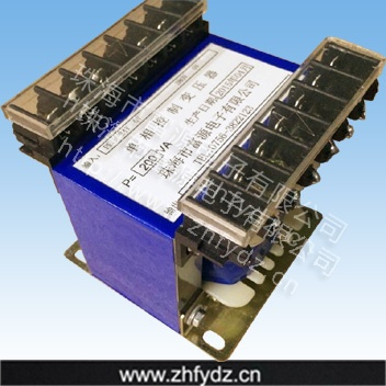 Case - single-phase transformer