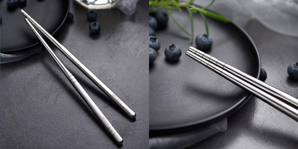 纯钛儿童筷(WJ-K201A)