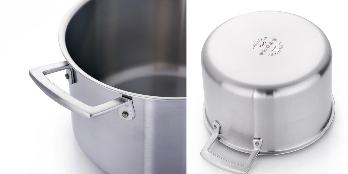 钛制汤锅(WJ-P502A/WJ-P503B)