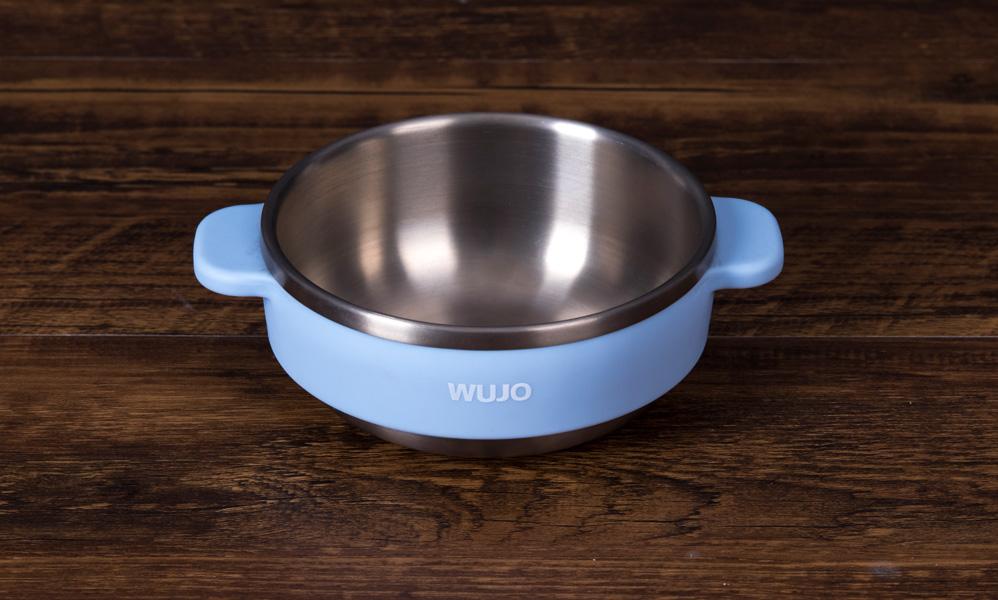 纯钛儿童餐碗(WJ-K102A)