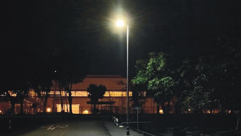 泰国罗永府发电厂